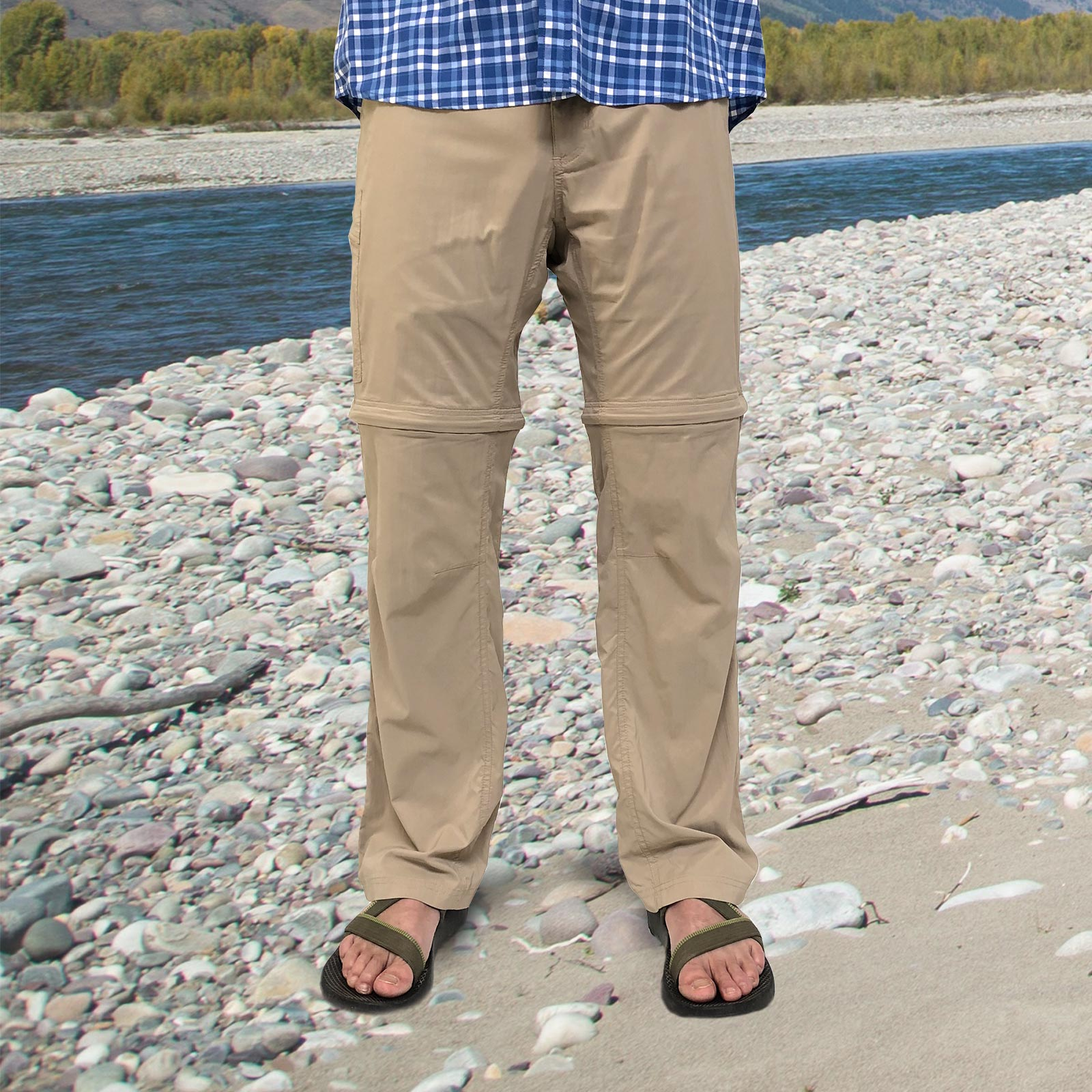 Equatorial Stretch Convertible Pant